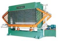 单板排湿热压干燥机